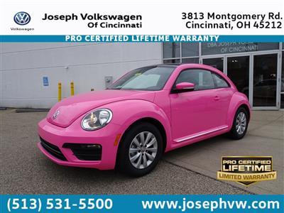 2019 Volkswagen Beetle lease in Cincinnati,OH - Swapalease.com