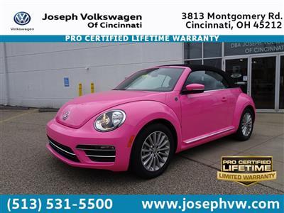 2019 Volkswagen Beetle Convertible lease in Cincinnati,OH - Swapalease.com