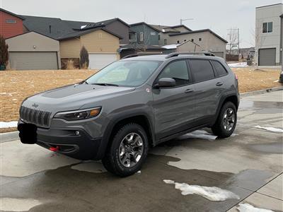 2019 Jeep Cherokee lease in DENVER,CO - Swapalease.com