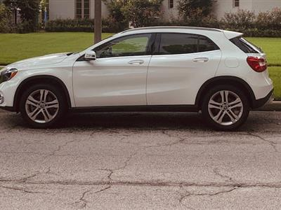 2018 Mercedes-Benz GLA SUV lease in Celebration,FL - Swapalease.com