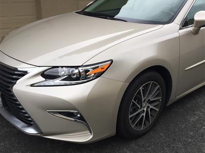 2017 Lexus ES 350 lease in Santa Rosa,CA - Swapalease.com