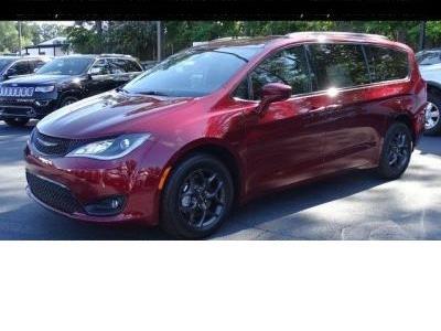 2018 Chrysler Pacifica lease in Smyrna,GA - Swapalease.com