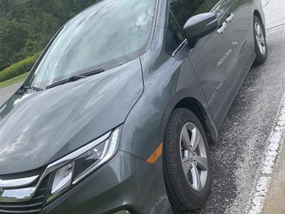 2018 Honda Odyssey lease in Rutland,VT - Swapalease.com