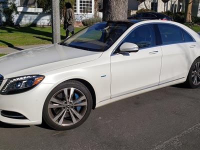 2017 Mercedes-Benz S-Class lease in Culver City,CA - Swapalease.com
