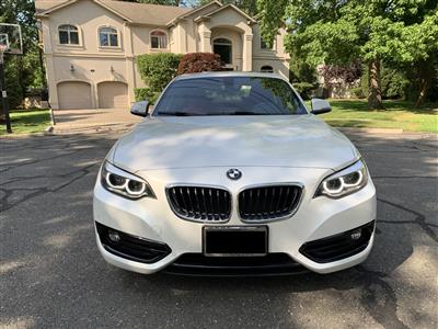 2018 BMW 2 Series lease in Demarest,NJ - Swapalease.com