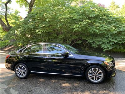 2017 Mercedes-Benz C-Class lease in Lincoln,MA - Swapalease.com