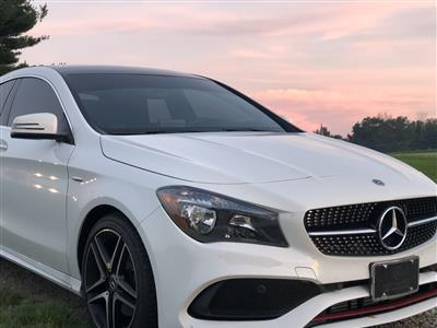 2018 Mercedes-Benz CLA Coupe lease in Lancaster,OH - Swapalease.com