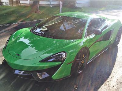 2017 McLaren 570s lease in PURCHASE,NY - Swapalease.com