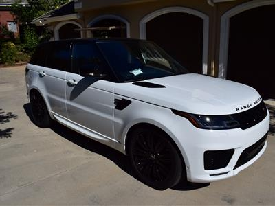 2019 Land Rover Range Rover Sport lease in Westlake Village,CA - Swapalease.com