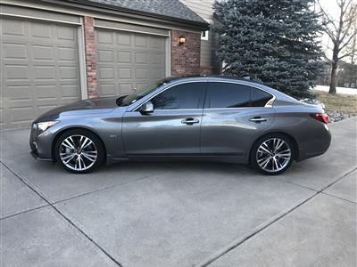 2018 Infiniti Q50 lease in Denver,CO - Swapalease.com