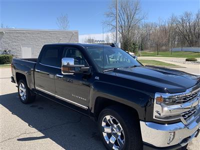 2018 Chevrolet Silverado 1500 lease in Saginaw,MI - Swapalease.com
