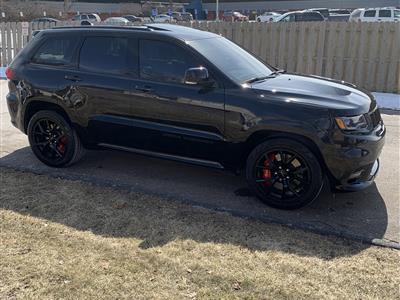2018 Jeep Grand Cherokee SRT lease in South Field,MI - Swapalease.com