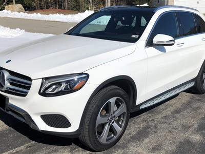 2017 Mercedes-Benz GLC-Class lease in Windham,NH - Swapalease.com