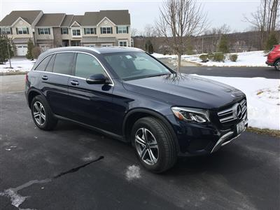 2017 Mercedes-Benz GLC-Class lease in Wappingers Falls ,NY - Swapalease.com