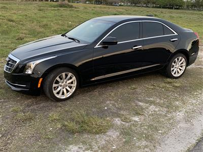 2017 Cadillac ATS lease in Riverview ,FL - Swapalease.com