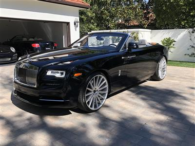 2017 Rolls-Royce Dawn lease in Burbank,CA - Swapalease.com