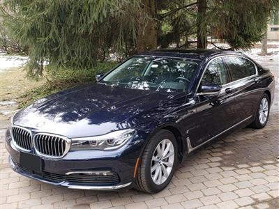 2018 BMW 7 Series lease in Highland Park,IL - Swapalease.com