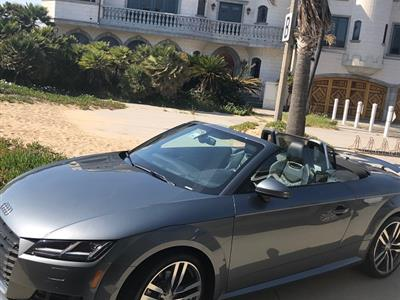 2017 Audi TT Roadster lease in Sunset Beach,CA - Swapalease.com