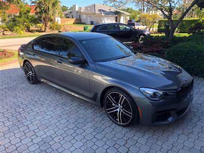2017 BMW 7 Series lease in Franklin,TN - Swapalease.com