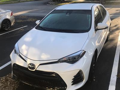 2018 Toyota Corolla lease in Fort Lauderdale ,FL - Swapalease.com
