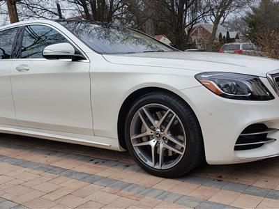 2018 Mercedes-Benz S-Class lease in NEW HYDE PARK,NY - Swapalease.com