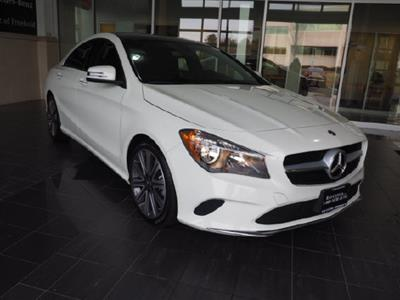 2018 Mercedes-Benz CLA Coupe lease in Freehold,NJ - Swapalease.com