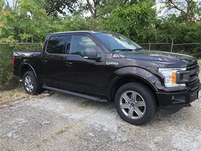 2018 Ford F-150 lease in Hillliard,OH - Swapalease.com