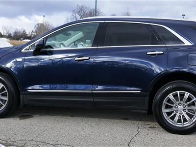 2017 Cadillac XT5 lease in Byron Center,MI - Swapalease.com
