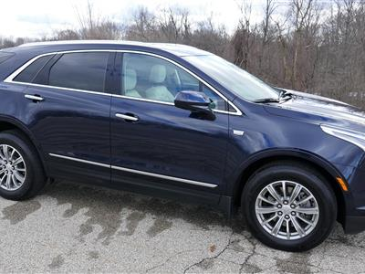 2017 Cadillac XT5 lease in Byron Center,MI - Swapalease.com