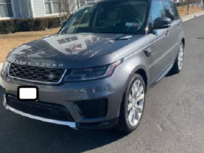 2018 Land Rover Range Rover Sport lease in Farmingdale,NY - Swapalease.com