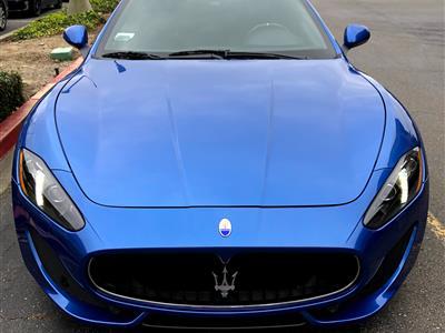 2016 Maserati GranTurismo lease in Emeryville,CA - Swapalease.com
