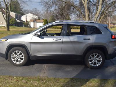 2016 Jeep Cherokee lease in Pennington ,NJ - Swapalease.com
