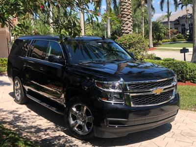 2016 Chevrolet Suburban lease in Weston,FL - Swapalease.com