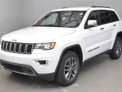 2018 Jeep Grand Cherokee lease in Amityville,NY - Swapalease.com