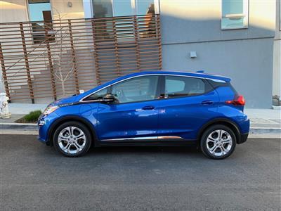2017 Chevrolet Bolt EV lease in San Francisco,CA - Swapalease.com