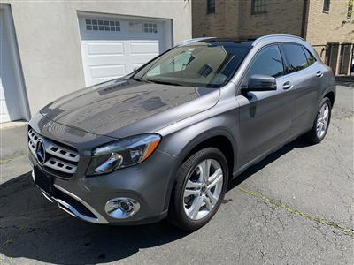 2018 Mercedes-Benz GLA SUV lease in Greenwich,CT - Swapalease.com