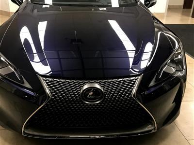 2018 Lexus LC lease in IRVINE,CA - Swapalease.com