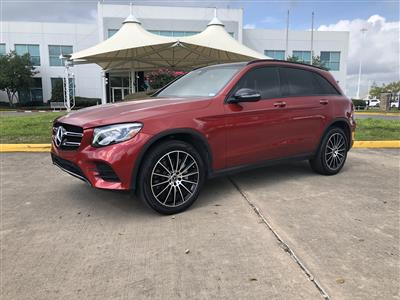 2018 Mercedes-Benz GLC-Class lease in Houston,TX - Swapalease.com