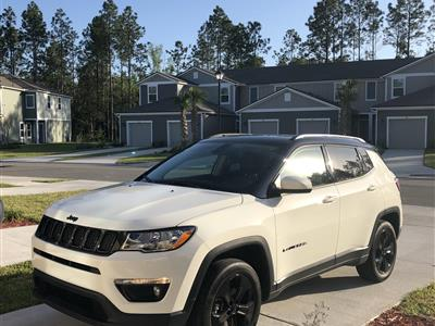 2018 Jeep Compass lease in Saint Johns,FL - Swapalease.com