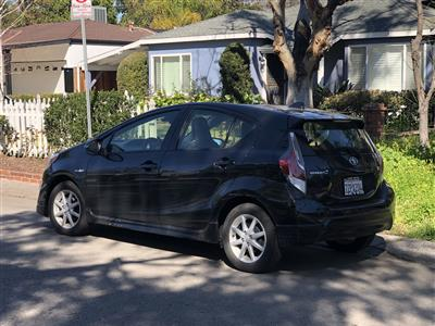 2017 Toyota Prius c lease in North Hollywood,CA - Swapalease.com