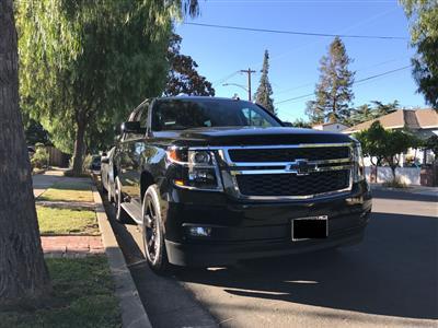 2017 Chevrolet Tahoe lease in Santa Clara,CA - Swapalease.com