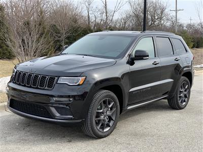 2019 Jeep Grand Cherokee lease in Glenview,IL - Swapalease.com