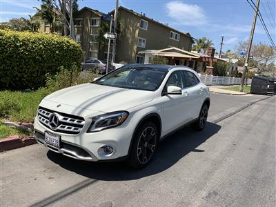 2018 Mercedes-Benz GLA SUV lease in Venice,CA - Swapalease.com