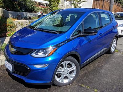 2017 Chevrolet Bolt EV lease in San Diego,CA - Swapalease.com