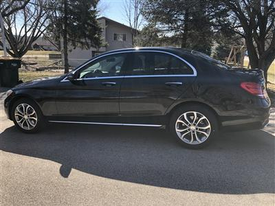 2017 Mercedes-Benz C-Class lease in Cottage Grove,WI - Swapalease.com