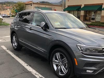 2018 Volkswagen Tiguan lease in Valencia,CA - Swapalease.com