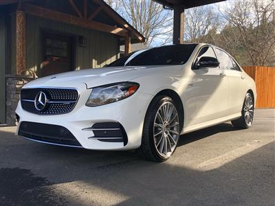 2018 Mercedes-Benz E-Class lease in Central Point ,OR - Swapalease.com