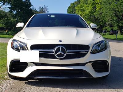 2018 Mercedes-Benz E-Class lease in WHEATON,IL - Swapalease.com