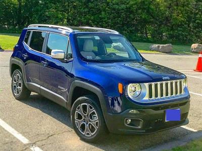 2018 Jeep Renegade lease in Dorchester,MA - Swapalease.com