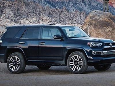 2019 Toyota 4Runner lease in Hermosa Beach,CA - Swapalease.com
